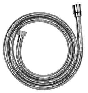 Fortis 60 in. Metal Handshower Hose in Polished Chrome F5091200PC