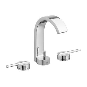 DXV Rem™ 7-5/8 in. Widespread Bathroom Faucet with Double Lever Handle DD3510080C