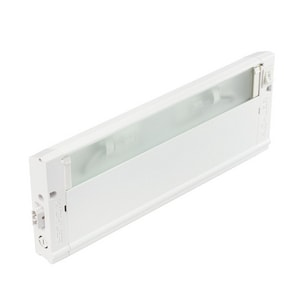 Kichler Lighting 20W 2-Light Bi-Pin Base Incandescent Under-Cabinet Light KK4U120X12
