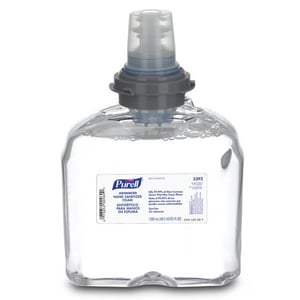 Gojo Purell® 1200ml Advanced Instant Foam Hand Sanitizer (Case of 2) G539202 at Pollardwater