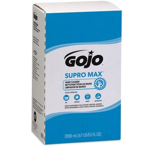 Gojo Supro Max™ 2000ml Hand Cleaner in Beige (Case of 4) G727204