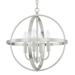 Capital Lighting Fixture HomePlace 17-1/2 in. 4-Light Pendant C317541