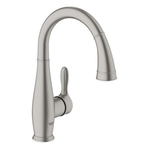 Grohe Parkfield™ Pull-Down Kitchen Faucet with Single Lever Handle G30296