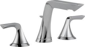 Brizo Sotria™ 5-5/8 in. Widespread Lavatory Faucet with Double-Handle D65350LFECO