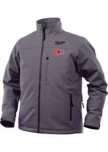 Milwaukee M12™ Heated Jacket Kit in Grey M201G21
