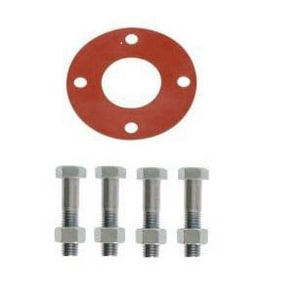 Sigma 150# 304L Stainless Steel Full Face Flange Kit SFGP080S