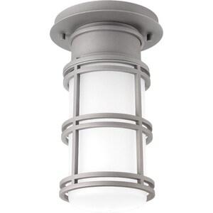 Progress Lighting 9W 1-Light LED Hanging Lantern in Textured Graphite PP653613630K9