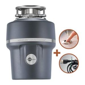 InSinkErator® Essential® 3/4 hp Garbage Disposer IESSENTIALXTR