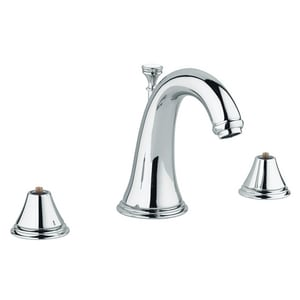 Geneva Widespread Lavatory Faucet with Double Lever Handle G20801