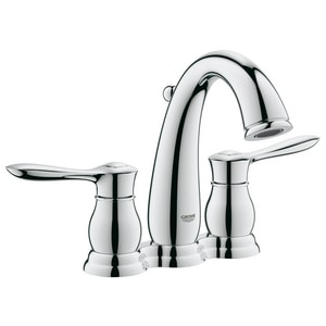 Grohe Parkfield Centerset Lavatory Faucet with Double Lever Handle G20391
