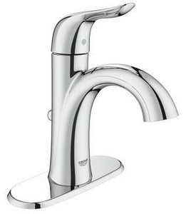 Grohe Agira Single Lever Handle Lavatory Faucet with Escutcheon G23402