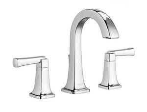 American Standard Townsend® High Arc Bathroom Faucet with Speed Connect Drain and Double Lever Handle A7353801