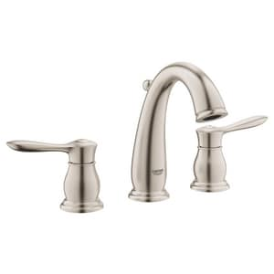 Grohe Parkfield Widespread Lavatory Faucet with Double Lever Handle G20390