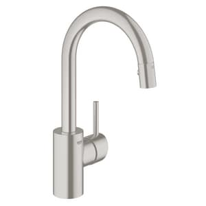 Grohe Concetto® Kitchen Sink Mixer with Single Lever Handle G31479