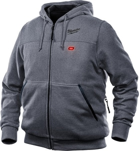 Milwaukee M12™ Heated Hoodie Only in Grey M301G20