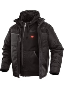Milwaukee M12™ 3-in-1 Heated Jacket Kit in Black M251B21
