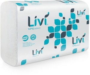 Solaris Paper Multifold Paper Towel in White S43514