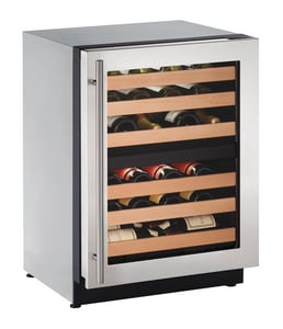 U-Line Wine Captain® Built-In Wine Cooler UU2224ZWC00B