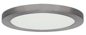 Satco 25W 3000K LED Flushmount Ceiling Fixture SS965