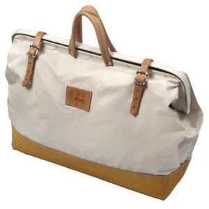 Kraft Tool Company Deluxe Leather Bottom Bag KWL2
