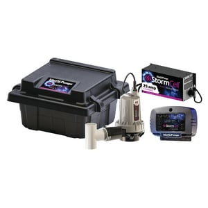 Liberty Pumps StormCell® 25A Back-Up System with Nighteye L44225AEYE