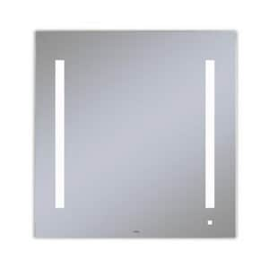 Robern AiO® 29-1/8 in. Wall Mirror with OM Audio (Less Frame) RAM30RFPA