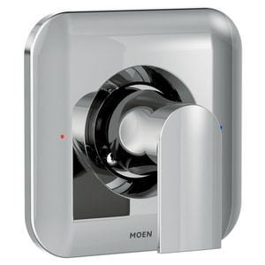 Moen Genta™ Tub and Shower Pressure Balancing Valve with Single Lever Handle in Polished Chrome MT2471