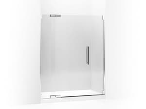 Kohler Purist® 59-3/4 in. Pivot Shower Door with Crystal Clear Tempered Glass KOH705717-L