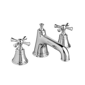 DXV Randall® 1.2 gpm 3-Hole Widespread Lavatory Faucet with Double Cross Handle DD3510284C