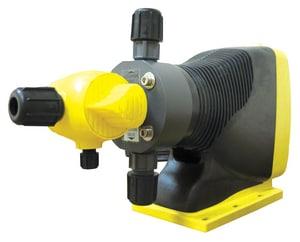 Liquid Metronics Roytronic™ Series A 1/2 in. 250 psi Plastic, Ceramic and Acrylic Electronic Metering Pump LA11910HI