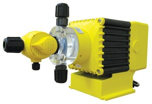 LMI LMI Series C 8 gph 60 psi Plastic, Stainless Steel and Fluorofilm Electronic Metering Pump LC93125HV at Pollardwater