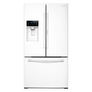 Samsung Electronics 27.8 cf French Door Refrigerator with Food Showcase SRF28HDEDPAA