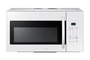 Samsung Electronics 15-5/32 in. 1.6 cf Over-the-Range Ductless Microwave SME16H702SEAA