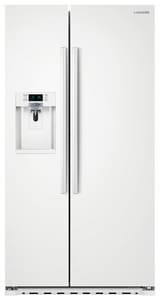 Samsung Electronics 22.3 cf Counter Depth Side-by-Side Refrigerator with In-Door Ice Maker SRS22HDHPNAA