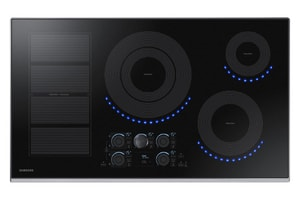 Samsung Electronics 36 in. 10.8kW 45A Induction Cooktop SNZ36K7880UAA