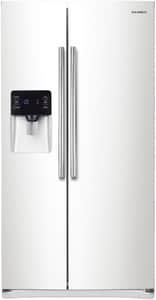 Samsung Electronics 24.5 cf 115V Side-by-Side Refrigerator with In-Door Ice Maker SRS25H5111AA