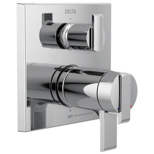 Delta Faucet Ara® 6-13/16 in. Valve Trim with 3-Setting Integrated Diverter DT27T867