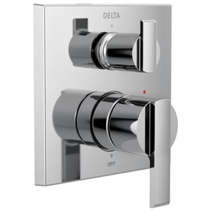 Delta Faucet Ara® 6-13/16 in. Valve Trim with 3-Setting Integrated Diverter DT24867