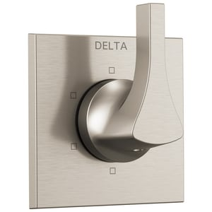 Delta Faucet Zura™ 4-1/2 in. Valve Trim with 6-Setting Diverter DT11974