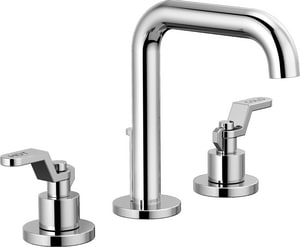 Brizo Litze™ 7 in. Widespread Lavatory Faucet with Double-Handle D65335LFLHP
