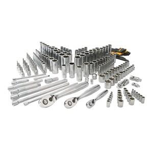 DEWALT Mechanic Tool Set in Polished Chrome Vanadium 192-Piece DDWMT75049
