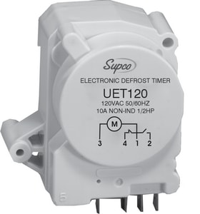 Supco 1/2 hp Electronic Timer SUET120