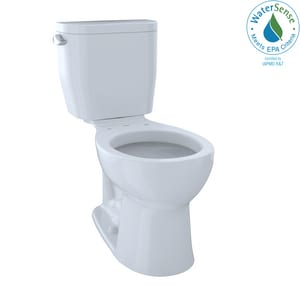 Entrada™ 1.28 GPF Close Coupled Round Toilet