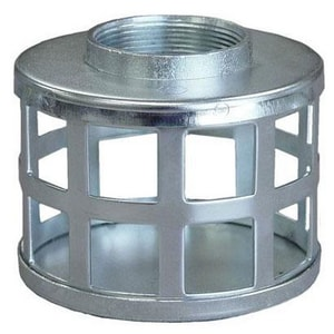 Steel Strainer with Square Hole ASSHS