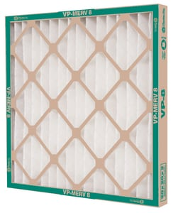 Flanders Corporation 24 in. Basic Pleated Air Filter F815550124