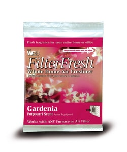 Web Products FilterFresh 6 in. Gardenia Scent Air Filter Freshener WGARDENIA