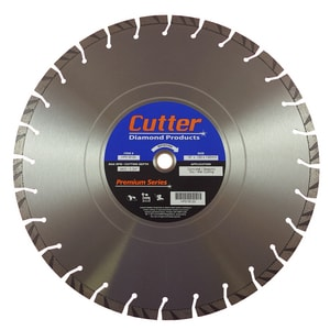 Cutter Diamond Products Premium™ Diamond Concrete Cutting Blade CHP5125