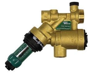 Taco 3450 1-1/2 in. Combination Boiler Feed Valve and Backflow T34502