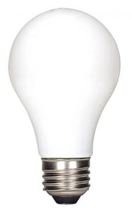 Satco 6.5W A19 Dimmable LED Light Bulb with Medium Base SS9825