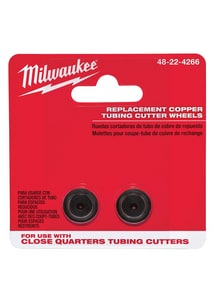 Milwaukee 2 piece Tubing Cutter Wheel M48224266